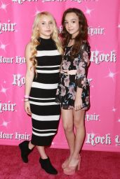 Vivian Hicks , Ruby Jay – Rock Your Hair Presents 'Valentine's Rocks' at The Avalon Hotel in LA 2/11/ 2017