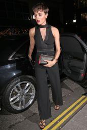 Wallis Day at BAFTA Gala Dinner in London, UK 2/9/ 2017