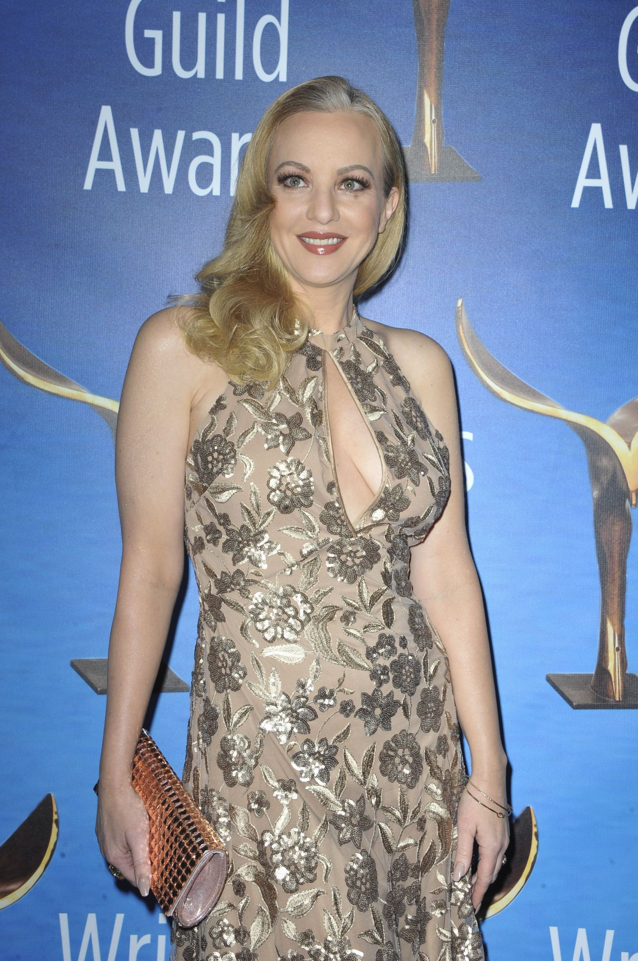 Wendi McLendon-Covey u2013 Writers Guild Awards in Los Angeles 2/19/ 2017
