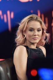 Zara Larsson Appeared on
