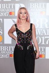 Zara Larsson – The Brit Awards at O2 Arena in London 2/22/ 2017