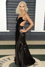 Zoë Kravitz at Vanity Fair Oscar 2017 Party in Los Angeles