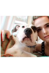 Zoey Deutch - Social Media Pics, January 2017