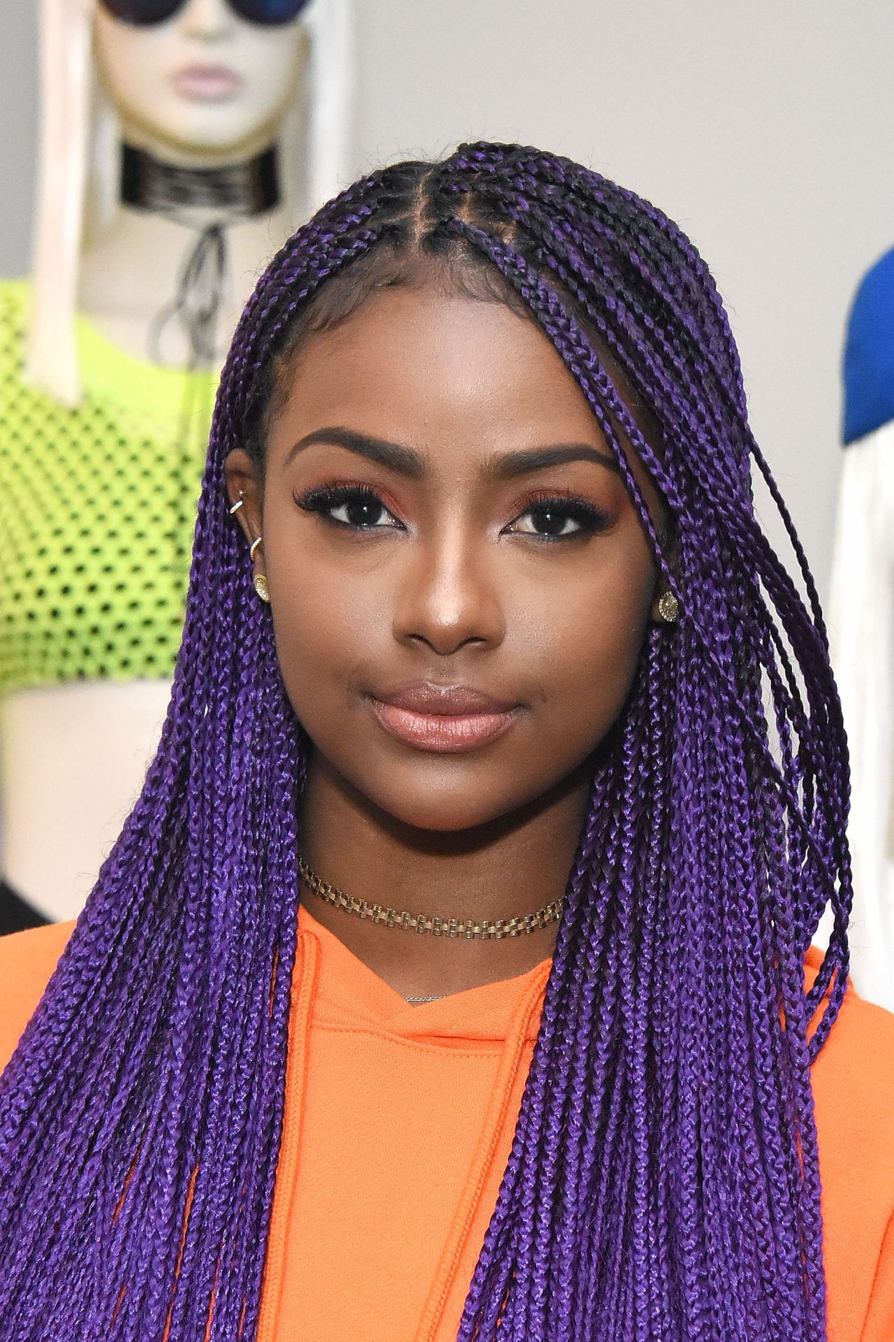 Coachella 2017 fashion - Justine Skye Latest Photos Celebmafia