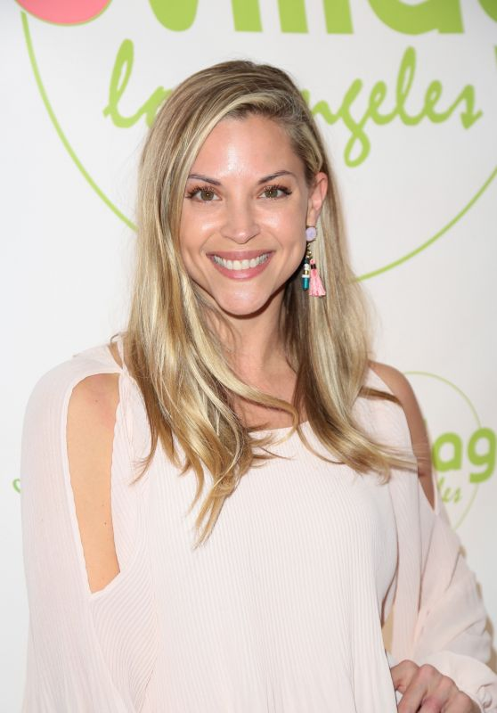 Abigail Ochse - Grand Opening Party for WeVillage in Los Angeles, March 2017
