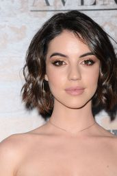 Adelaide Kane – TAO, Beauty + Essex, Avenue + Luchini LA Grand Opening 3/16/ 2017