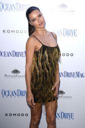 Adriana Lima - Ocean Drive Magazine