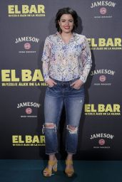 "Adriana Torrebejano – ""El Bar"" Movie Premiere in Madrid 3/22/ 2017"