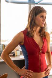 Alexandra Daddario - Baywatch Comedy Movie Promos (2017)