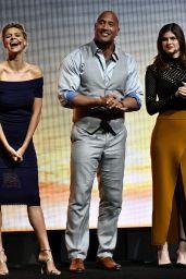 Alexandra Daddario, Kelly Rohrbach, Priyanka Chopra - Paramount Pictures Presentation of