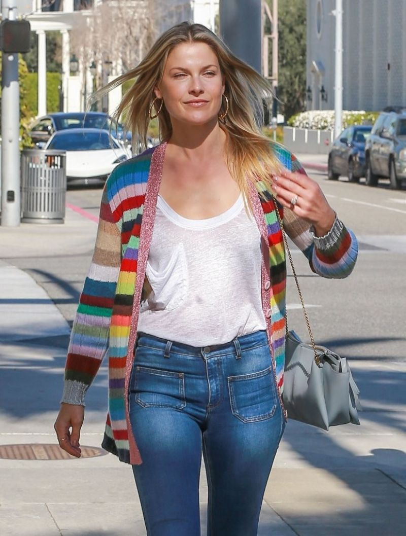Ali Larter Street Style - Out in Beverly Hills 3/7/ 2017 ...