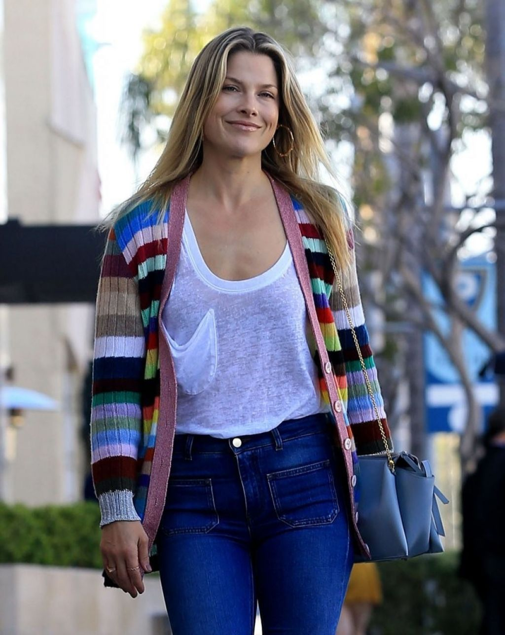 Ali Larter Street Style - Out in Beverly Hills 3/7/ 2017