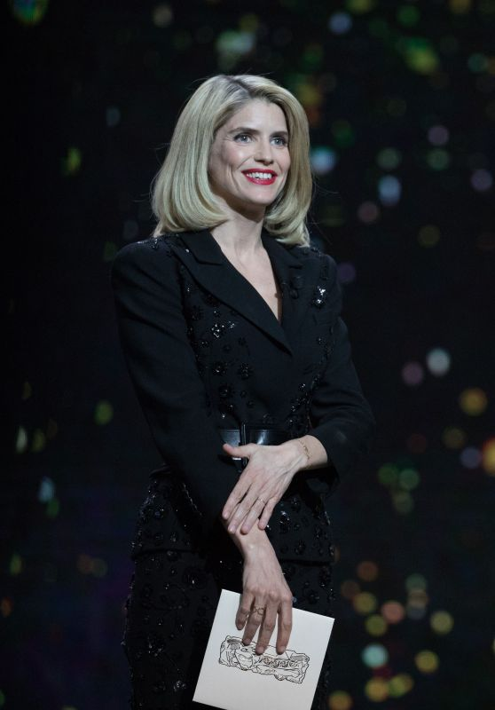 Alice Taglioni – Cesar Film Awards 2017 in Paris