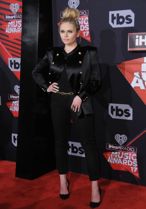 Alli Simpson – iHeartRadio Music Awards in Inglewood 3/5/ 2017