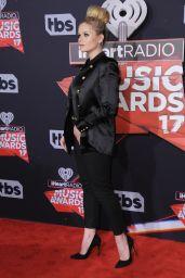 Alli Simpson – iHeartRadio Music Awards in Inglewood 3/5/ 2017