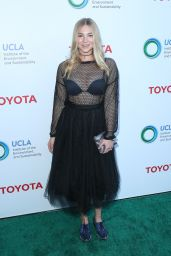 Allie Gonino – UCLA Institute of the Environment and Sustainability Gala in Los Angeles 3/13/ 2017