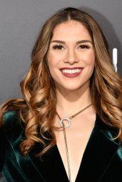 Allison Holker at 'Underground' TV Series Season 2 Premiere in Los Angeles 2/28/ 2017