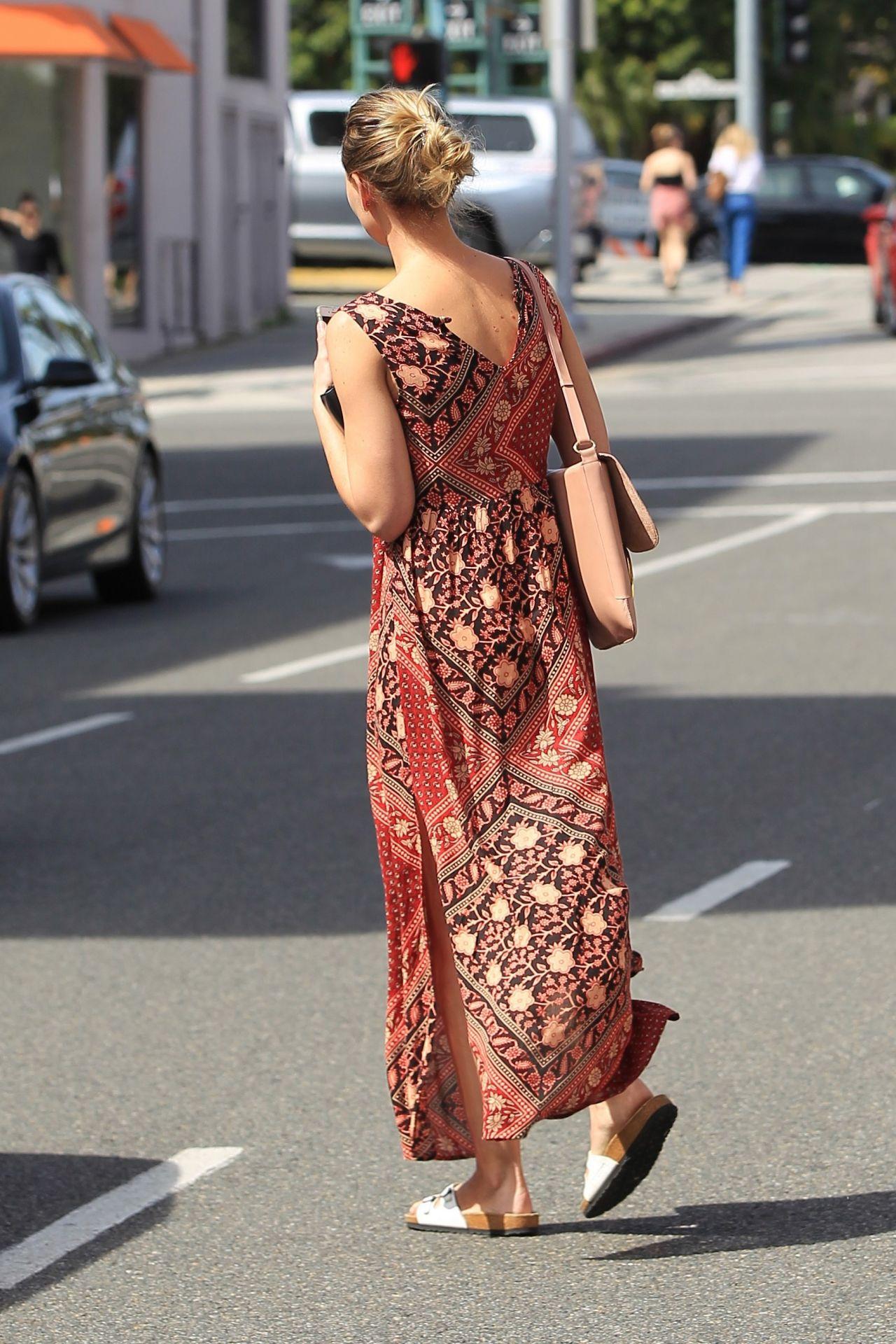 Alyson Aly Michalka - Running Errands in Beverly Hills 3/3 ...