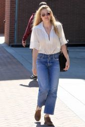 Amanda AJ Michalka - Goes Shopping in Beverly Hills 3/24/ 2017