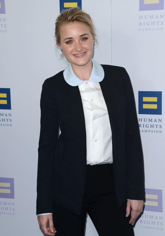Amanda AJ Michalka - Human Rights Campaign Gala Dinner in LA 3/18/ 2017