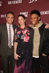 "Amanda Peet - ""Brockmire"" TV Series Screening in New York 3/22/ 2017"