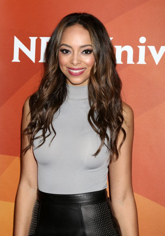 Amber Stevens West - NBCUniversal Summer Press Day in Beverly Hills 3/20/ 2017