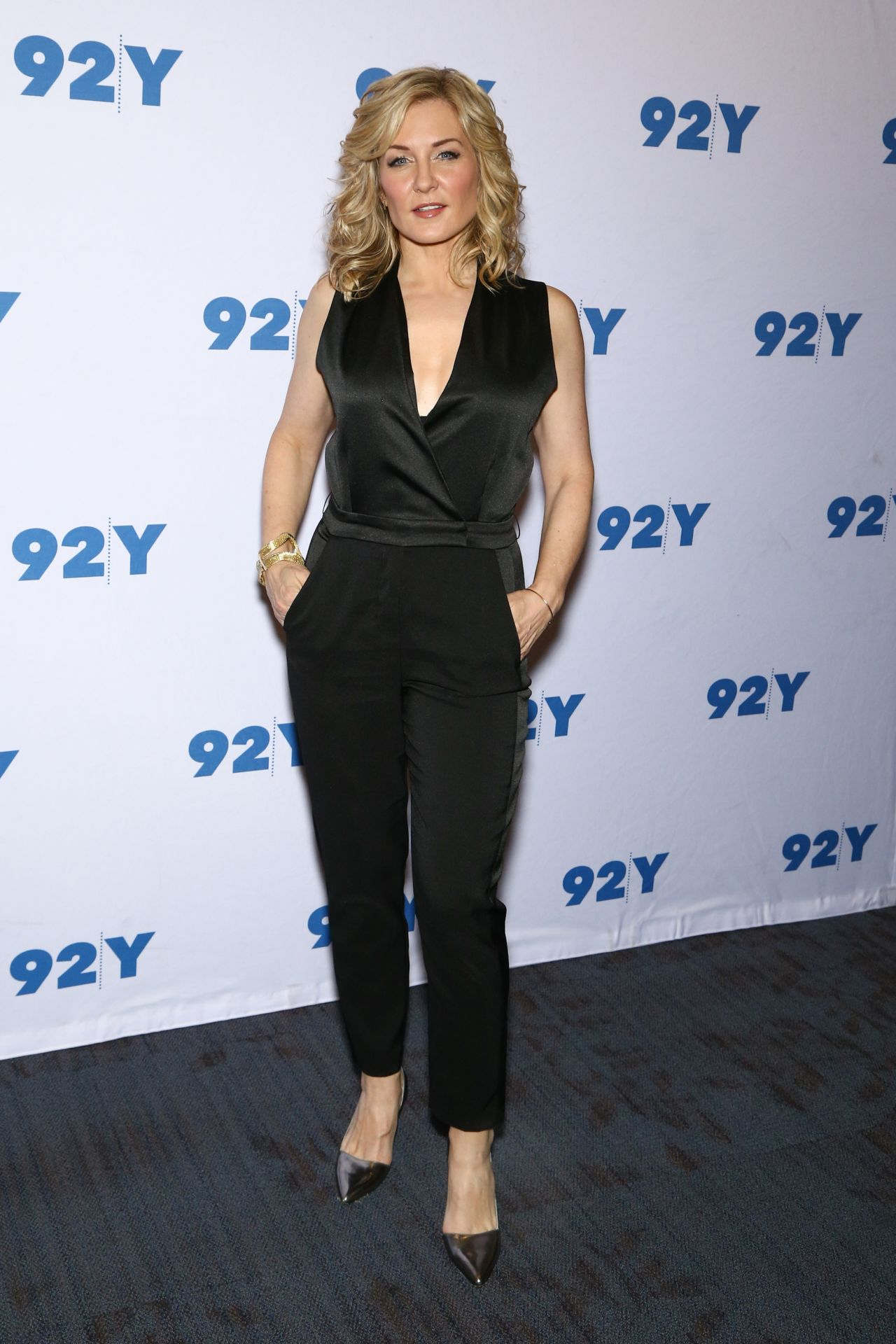 "Amy Carlson - ""Blue Bloods"" 150th Episode Celebration in ..."