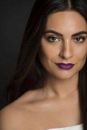 Ana Brenda Contreras - Photoshoot for Luis Torres 2017