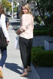 Ana de Armas - Out in West Hollywood, CA 3/28/2017