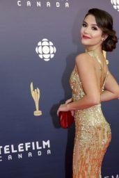 Ana Golja - Canadian Screen Awards 3/17/ 2017