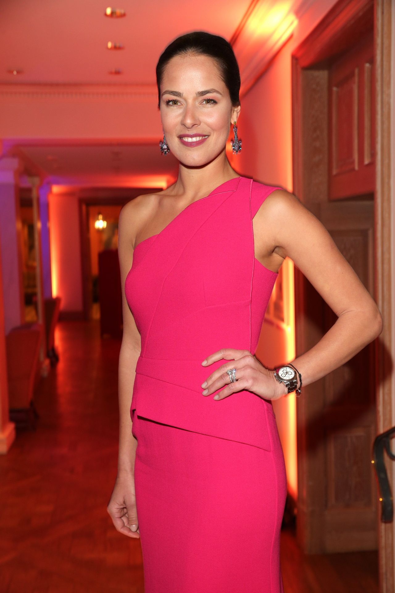 Ana Ivanovic – Gala Spa Awards in Baden-Baden 3/29/2017