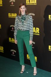 "Ana María Polvorosa – ""El Bar"" Movie Premiere in Madrid 3/22/ 2017"