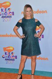 Andrea Barber - Nickelodeon 2017 Kids