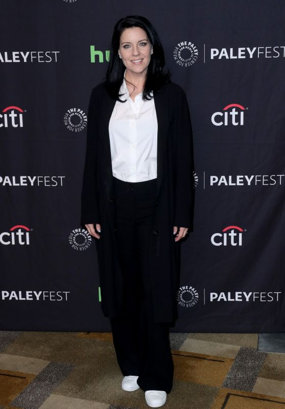 "Andrea Parker – ""Pretty Little Liars"" Presentation at Paleyfest in LA 3/25/ 2017"