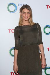 Angela Lindvall – UCLA Environment and Sustainability Gala in Los Angeles 3/13/ 2017