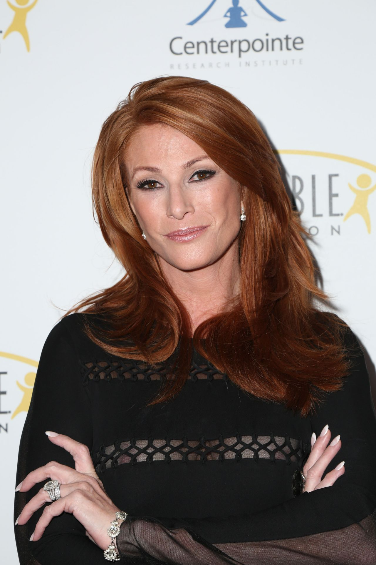 Angie Everhart Nude Photos 25
