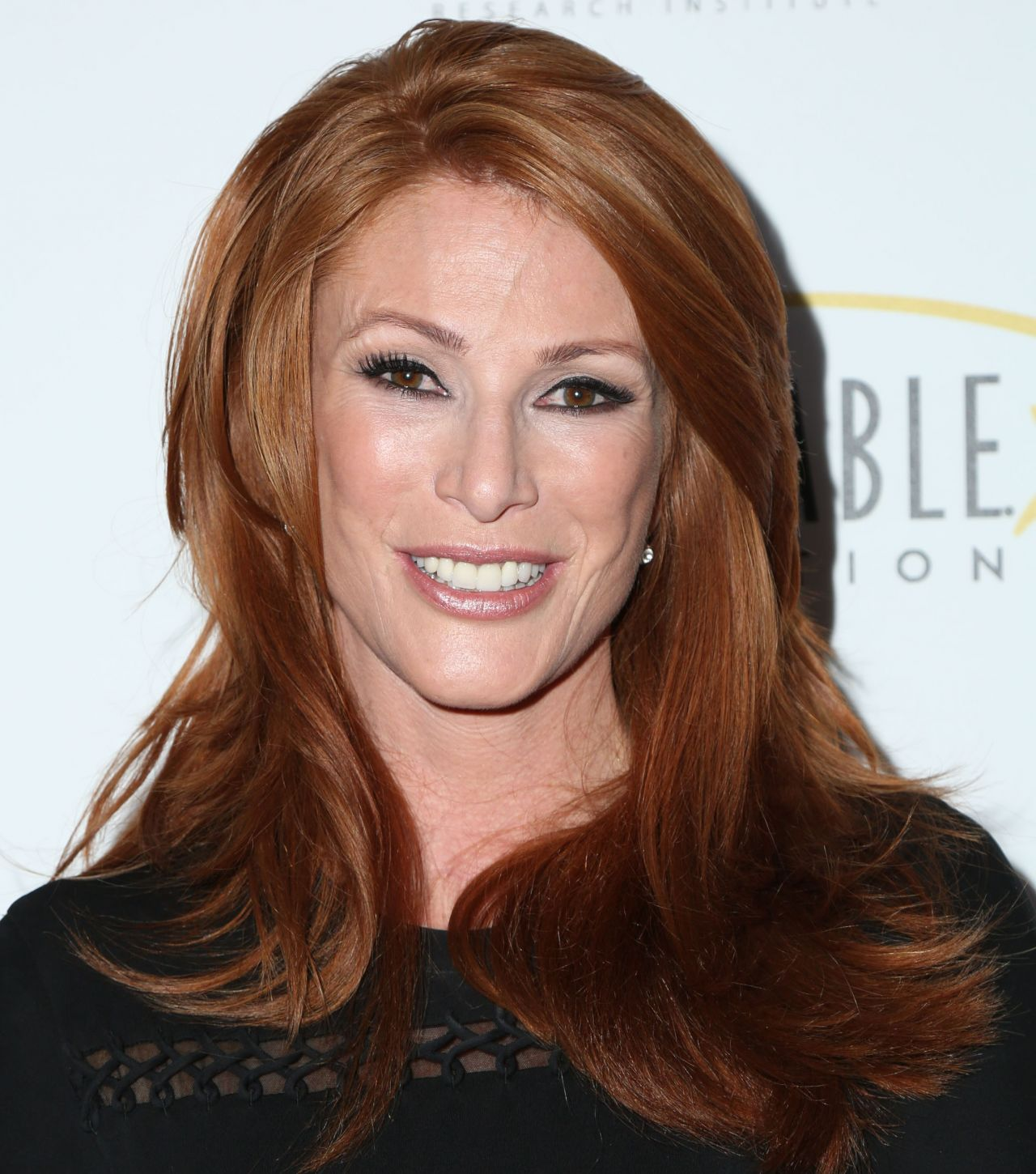 Angie Everhart - Unstoppable Foundation Gala in Beverly