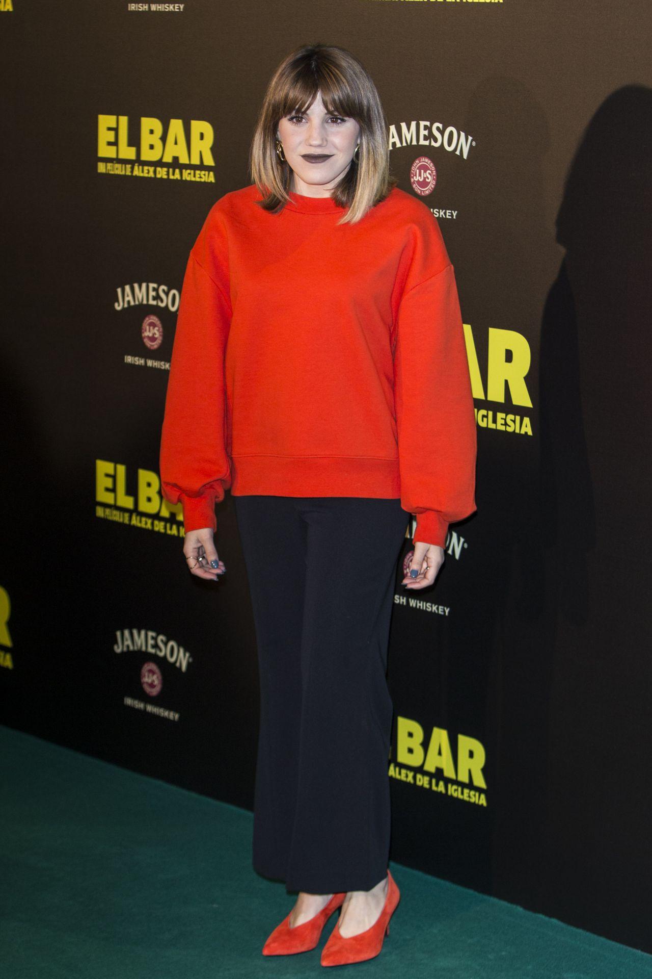 """Angy Fernández Videos Porno angy fernández – """"el bar"""" movie premiere in madrid 3/22/ 2017"""
