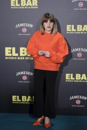 "Angy Fernández – ""El Bar"" Movie Premiere in Madrid 3/22/ 2017"