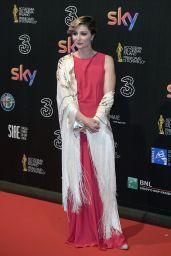 Anna Ferzetti – David di Donatello Awards in Rome 3/27/2017