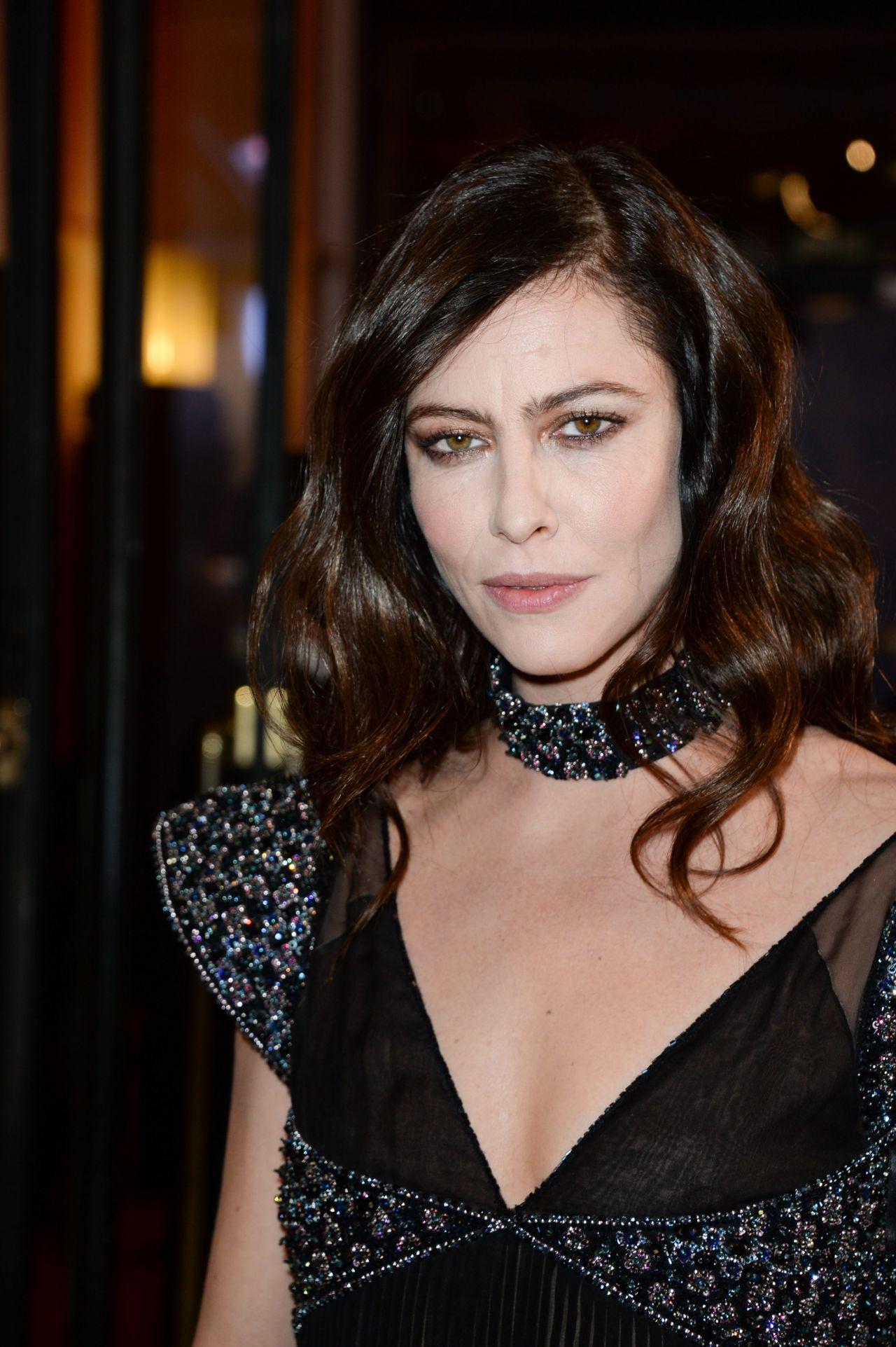 Anna Mouglalis Cesar Film Awards 2017 In Paris