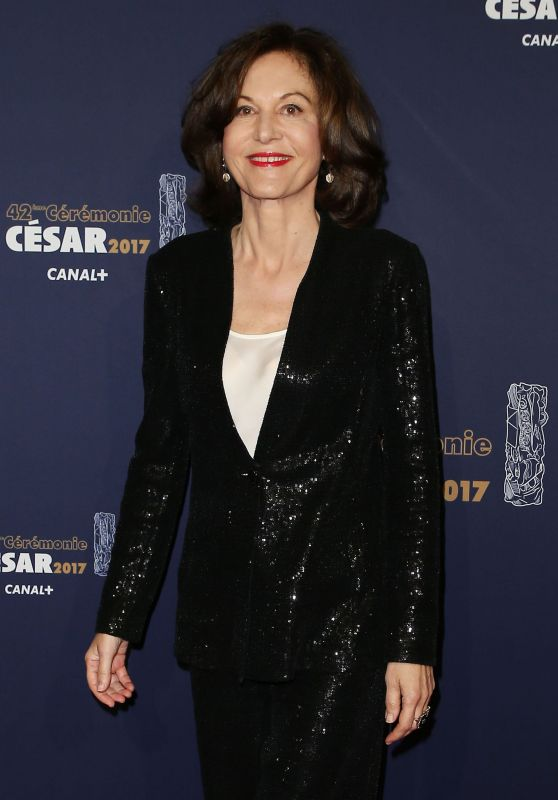Anne Fontaine – Cesar Film Awards 2017 in Paris