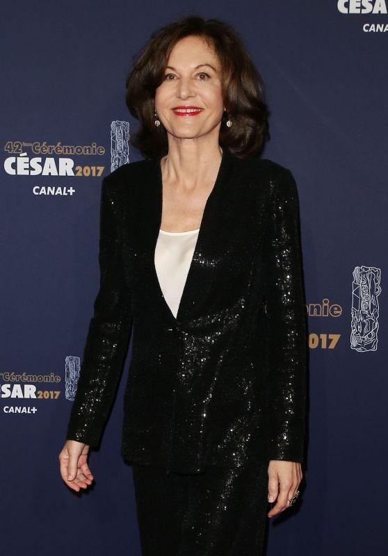 Anne Fontaine – Cesar Film Awards 2017 in Paris