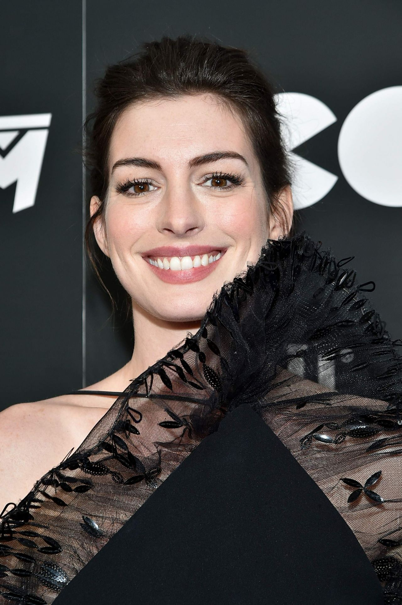"Anne Hathaway - ""Colossal"" Premiere in New York City 3/28/2017"
