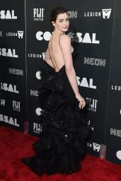"""Anne Hathaway - """"Colossal"""" Premiere in New York City 3/28/2017"""