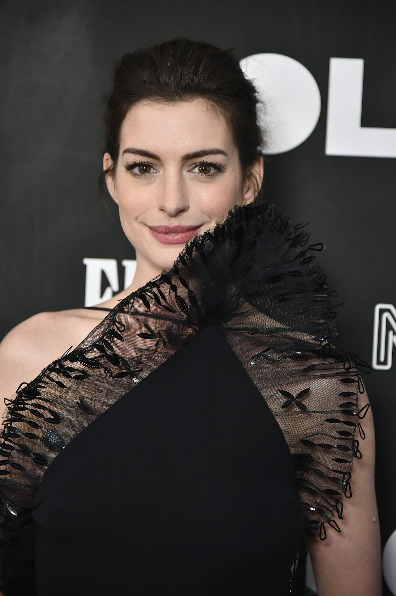 """Anne Hathaway - """"Colossal"""" Premiere in New York City 3/28/2017 Anne Hathaway"""