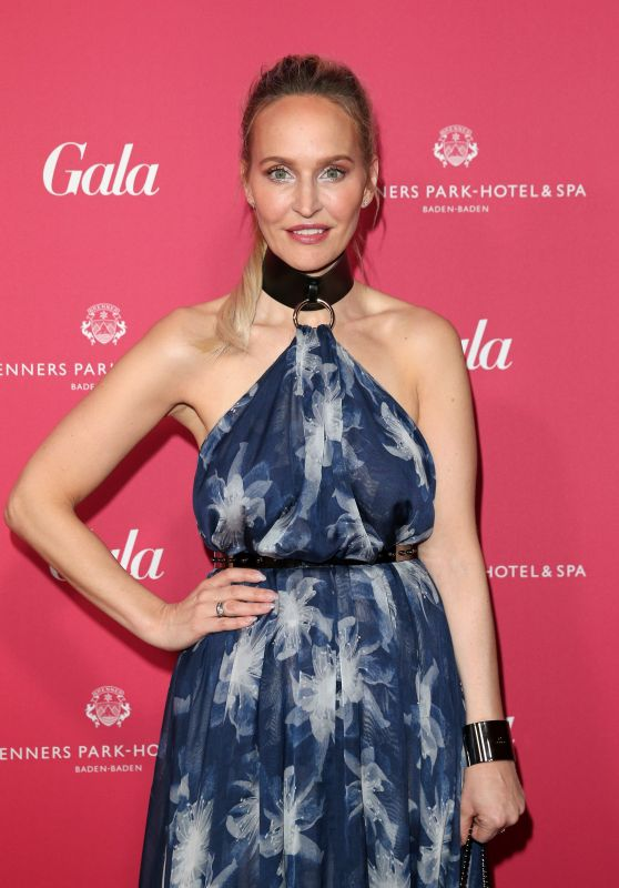 Anne Meyer-Minnemann – Gala Spa Awards in Baden-Baden 3/29/2017