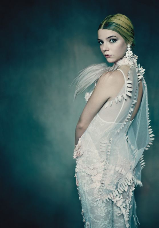 Anya Taylor-Joy - W Magazine April 2017 Issue