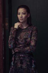 Arden Cho - Galore Magazine March 2016 Photos