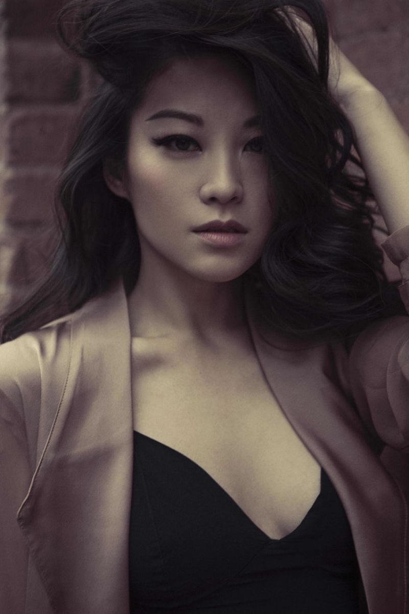 Arden Cho Galore Magazine March 2016 Photos